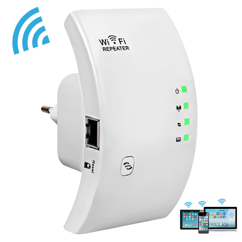 Thiết lập Wireless repeater