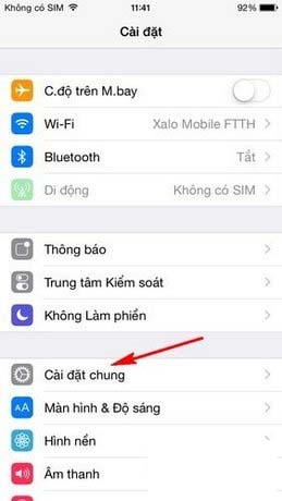 cai-dat-lai-safari-tren-iphone-10
